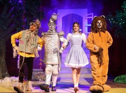 """Espetáculo """"O Mágico de Oz"""" por apenas R$ 20!"""