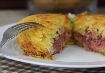 Batata Rostie pequena (5 opções de sabores) + Refrigerante por apenas R$ 23,90!