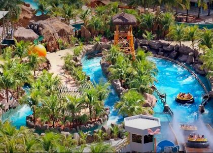 Royal Thermas Resort & SPA a partir de R$354 + Cupom de 8% OFF