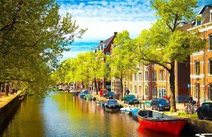 Pacote Amsterdam, Londres e Paris + Cupom de 8% OFF