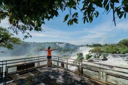 Pacote Foz do Iguaçu a partir de R$452 + Cupom de 8% OFF
