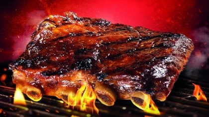 Vila Olímpia: Rock Original Barbecue Ribs com 20% de desconto!