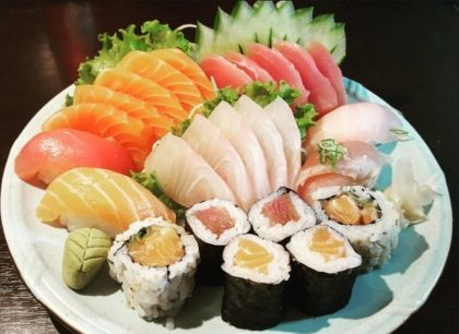 Rodizio Japonês completo no jantar por apenas R$ 55,90!