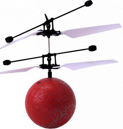 Drone Flying Ball Vermelho 377-2 por R$ 179,90!