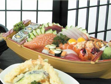 Rodízio de Sushi por R$ 49,90!