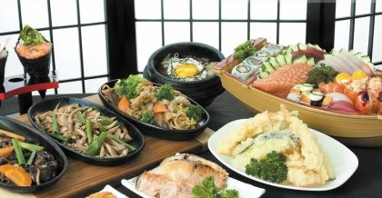 Rodízio Japonês completo por R$ 65,90!