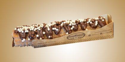 Churros Gourmet de Nutella por apenas R$ 8,90 (Pátio Paulista)