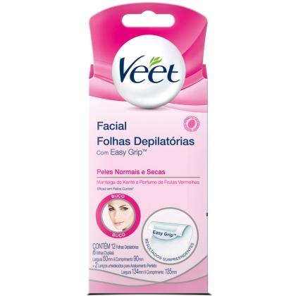 Pague 2, Leve 3 – Veet Cera Fria Facial Pele Normal