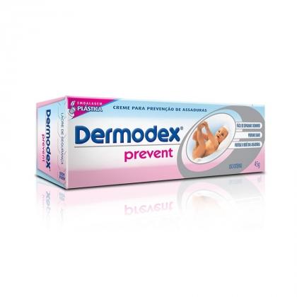 Dermodex Prevent (Creme 45G) por R$6,49