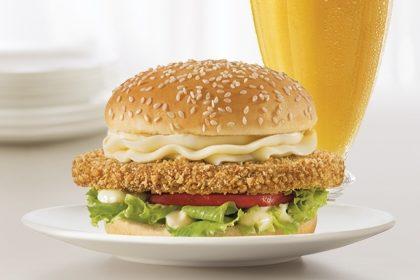1 Bib's Chicken Crispy + 1 Bebida 300ml por apenas R$ 9,90