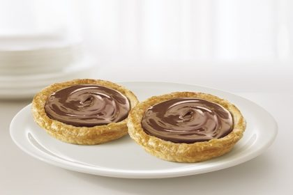 2 Esfihas de Chocolate por apenas R$ 6,50