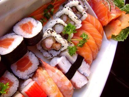 Rodízio Japonês + Refrigerante com 10% de desconto!