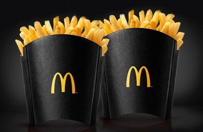 Black Friday McDonald's: Na compra de 1 McFritas Média ganhe 1 Refil de McFritas