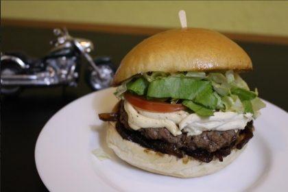 DOUBLE BURGER para qualquer burger do cardápio!