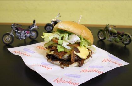 Burger Fat Boy com 30% de Desconto!