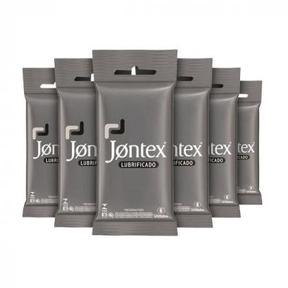 Kit Preservativo Jontex