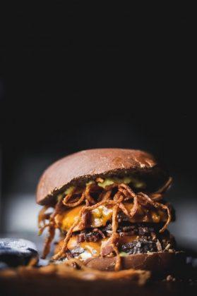 [18/11] The Raw Burger por R$25,00