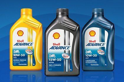 Ganhe R$5 de Desconto na Compra do Shell Advance!
