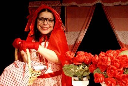 """Espetáculo """"A Chapeuzinho Vermelho"""" com 50% de desconto!"""