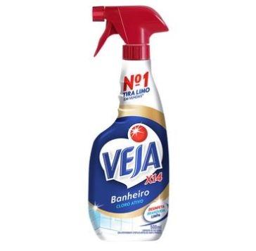 Black Friday: Limpador para Banheiro VEJA X-14 Tira Limo Pulverizador 500ml