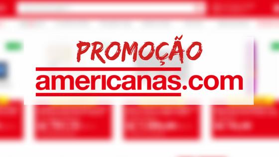 Promoção Cupons Americanas