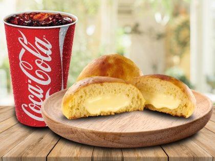 (10h às 12h) Ganhe 1 Pão de Batata na compra de 1 Combo Pão de Batata + Bebida