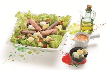 Salada Favorita do Chef por apenas R$ 18,00!