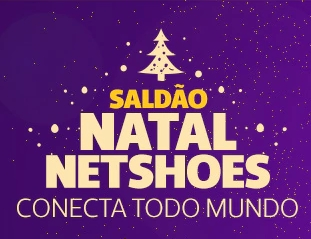 Especial de Natal: Até 70% OFF + Frete Grátis na Netshoes