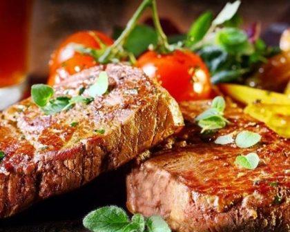 Buffet executivo (salada + prato principal + sobremesa) por apenas R$27,90