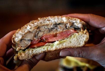 Burger Vegetariano + Batata + Refrigerante por apenas R$ 30,00
