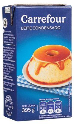 Leve 4, Pague 3: Leite Condensado Carrefour