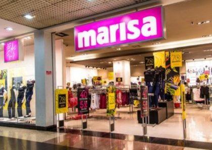 LOJAS FÍSICAS MARISA: 20% de desconto em TODA LOJA nas compras acima de R$ 100,00!