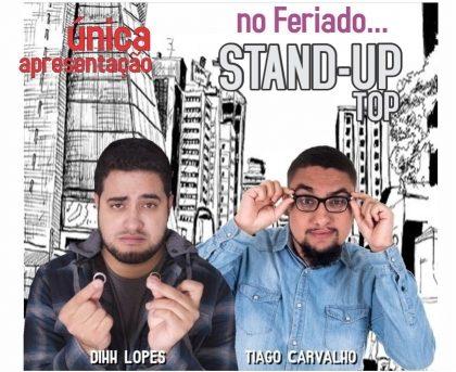 Espetáculo Stand-up Comedy TOP por apenas R$19,90