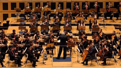 150 ingressos grátis: CONCERTO DE ISAAC KARABTCHEVSKY pela Orquestra Sinfônica Heliópolis!