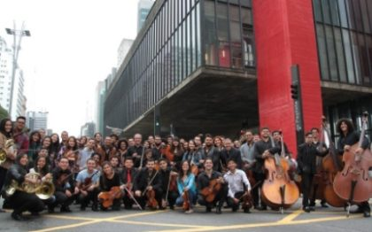 50 ingressos para Orquestra Sinfônica de Heliópolis