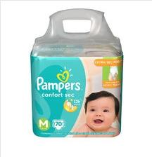 Não precisa de código: Pampers Confort-Sec a partir de R$65,90