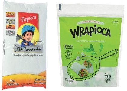 Gomas de Tapioca com 25% de desconto!