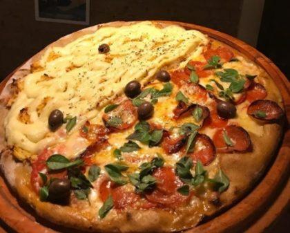 (Jantar) Qualquer sabor de pizza com 30% de desconto!
