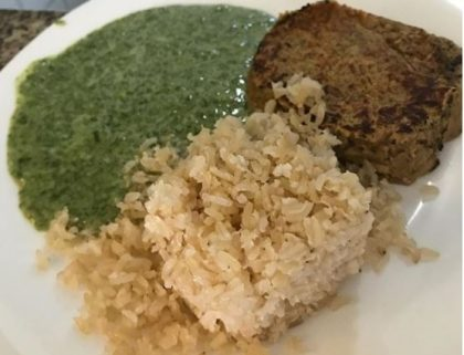 Almoço vegetariano + suco natural + sobremesa por apenas R$30