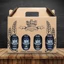 Cervejaria Artesanal Palácio: Kits de cerveja (4 garrafas) – de R$ $60,00 por R$ 50,00