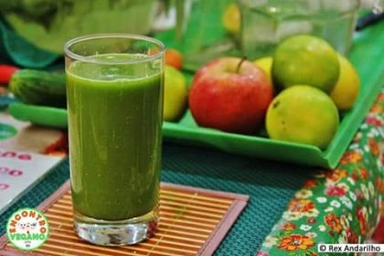 Feira Vegana do ABC: 10% de desconto no suco verde orgânico na Suco Verde Orgânico