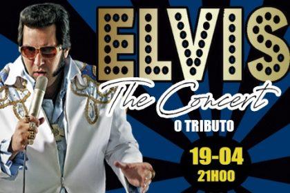 Show: Elvis the Concert – O Tributo