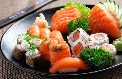 Segunda a Sexta: Buffet Japonês Completo por R$ 44,90 no almoço