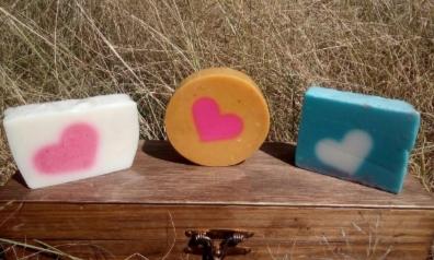 20% de desconto nos sabonetes artesanais!