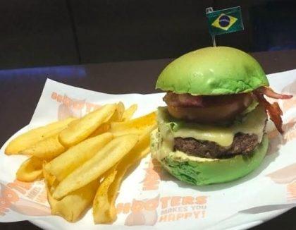 Jardins: BURGER HOOTERS BRASIL por R$ 25,93