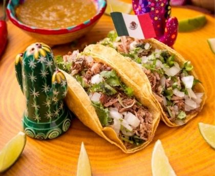 Jantar: Rodízio Mexicano Tradicional e Vegetariano Completo por R$45,90 (todos os dias)
