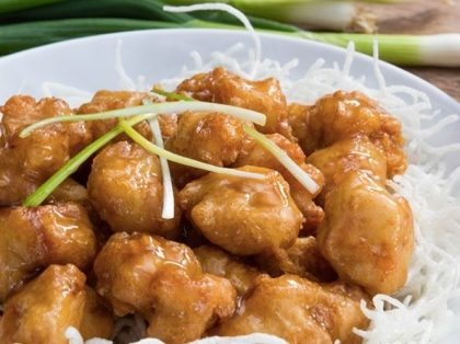 Crispy Honey Chicken por apenas R$ 26,50