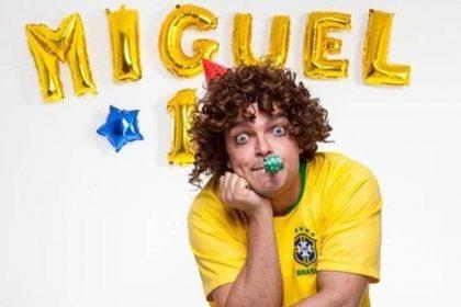 Espetáculo: Festa, A Comédia por R$15!