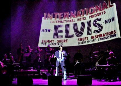 Espetáculo: ELVIS PRESLEY SHOW