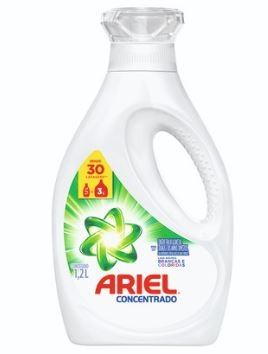 Lava Roupas Líquido ARIEL 30 lavagens por apenas R$ 12,90
